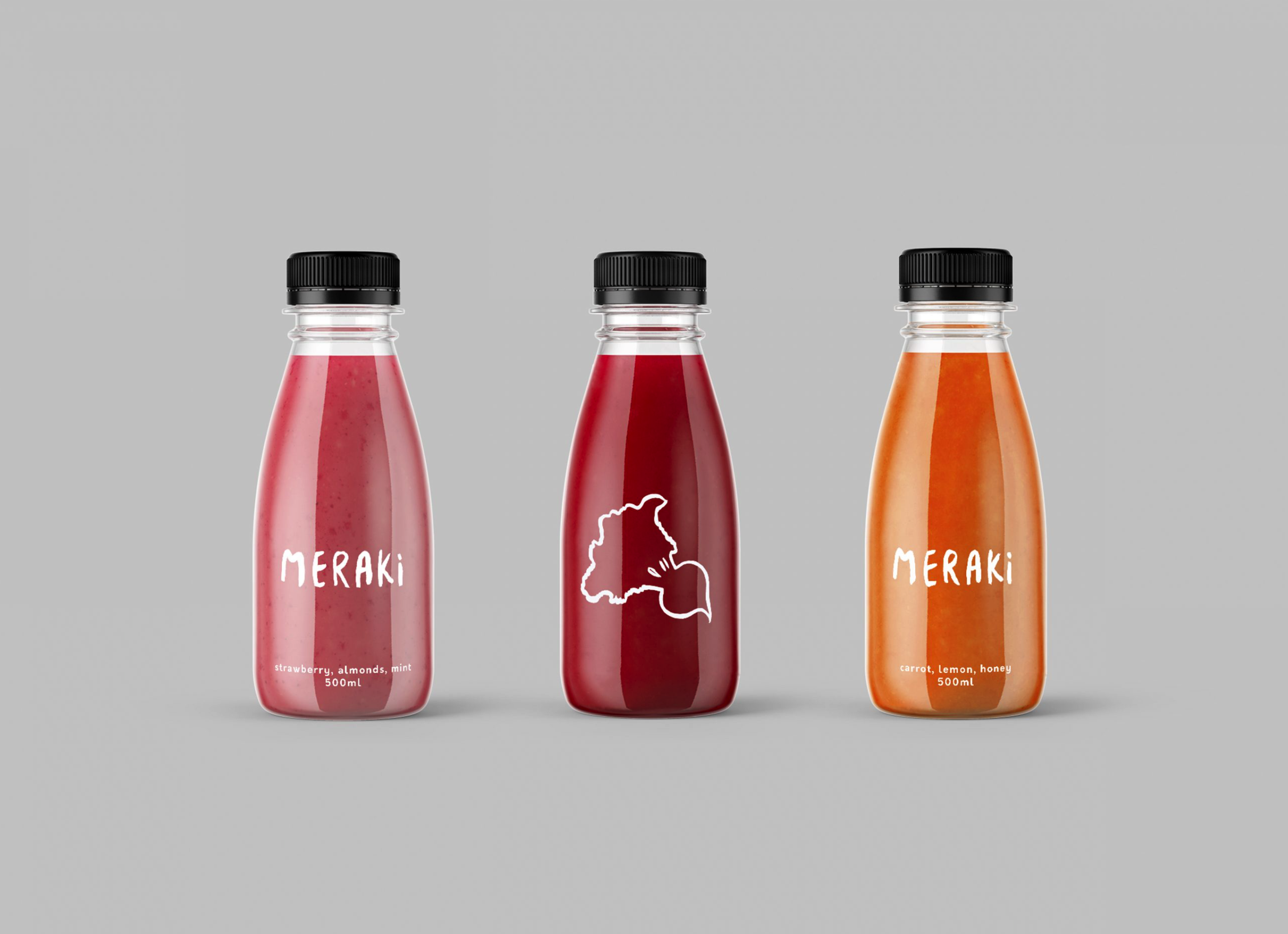meraki juice & co.